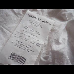386b2f11e033 Michael Kors Bags - beautiful rare plum michael kors paisley handbag